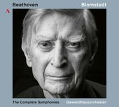 Album artwork for Beethoven: The Complete Symphonies / Blomstedt