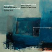 Album artwork for Mieczyslaw Weinberg: Violin Concerto - Sonata for