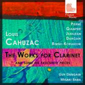 Album artwork for Louis Cahuzac: Clarinet Works