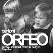 Album artwork for Bertoni: Orfeo ed Euridice