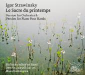 Album artwork for Stravinsky: Le Sacre du printemps