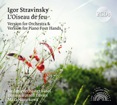 Album artwork for Stravinsky: The Firebird