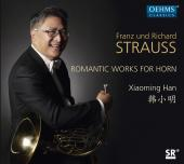 Album artwork for F. and R. Strauss: Romantic Works for Horn