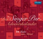 Album artwork for Adventskalender: 24 Lieder zum Advent