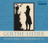 Album artwork for Goethe-Lieder (Arr. C. Brandt for Voice & Guitar)