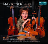 Album artwork for Reger: Violin Concerto in A Major, Op. 101