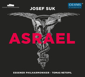 Album artwork for Suk: Asrael, Op. 27