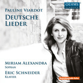 Album artwork for Viardot: Deutsche Lieder