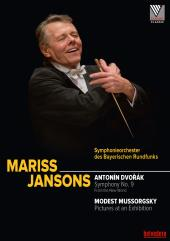 Album artwork for Dvorak: Symphony No. 9 / Jansons
