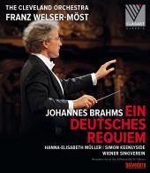Album artwork for Brahms: Ein Deutsches Requiem / Welser-Most