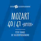 Album artwork for Mozart: Symphonies Nos. 40 & 41