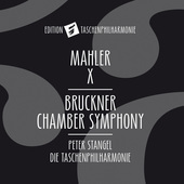 Album artwork for CHAMBER SYMPHONY