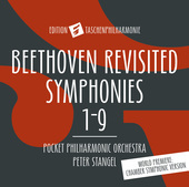 Album artwork for Beethoven Revisited: Symphonies Nos. 1-9