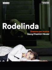 Album artwork for HANDEL. Rodelinda. Concentus Musicus Wien/Harnonco