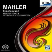 Album artwork for Mahler: Symphony No. 5 / Honeck