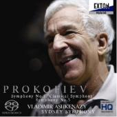 Album artwork for Prokofiev: Symphonies Nos. 1 & 5 / Ashkenazy