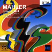 Album artwork for GUSTAV MAHLER: SYMPHONY NO. 4