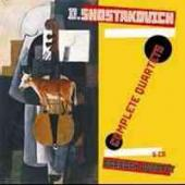 Album artwork for Shostakovich: String Quartets etc. / Borodin