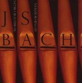 Album artwork for BACH: WORKS FOR ORGAN