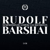 Album artwork for RUDOLF BARSHAI: BEETHOVEN