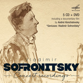 Album artwork for Sofronitsky - CONCERT RECORDINGS