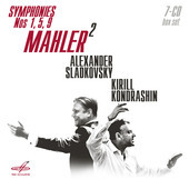 Album artwork for Mahler: Symphonies Nos. 1, 5, 9