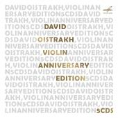 Album artwork for David Oistrakh Anniversary Edition (5CD)