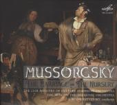 Album artwork for Mussorgsky: The Marriage / The Nursery
