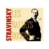 Album artwork for Stravinsky: Les Ballets Russes