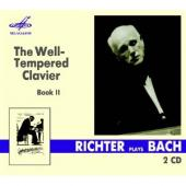 Album artwork for Well-Tempered Clavier, Book II, The