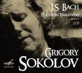 Album artwork for Bach: Goldberg Variations BWV 988 - Sokolov
