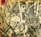 Album artwork for Tchaikovsky: The Maid of Orleans / Rozhdestvensky