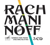 Album artwork for Rachmaninoff: Works for Piano and Orchestra