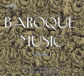 Album artwork for Baroque Music vol.1 / Moscow Chamber Orchestra