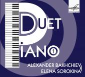 Album artwork for Piano Duet