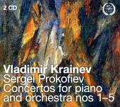 Album artwork for PIANO CONCERTOS NOS. 1-5