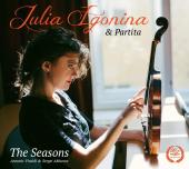Album artwork for The Seasons / Igonina