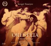Album artwork for ORESTREIA