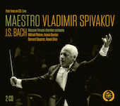 Album artwork for Maestro Live / Spivakov