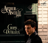 Album artwork for Piano Works of Chopin & Dutilleux / Ancelle