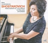 Album artwork for Shostakovich: Piano SOnata No.2, etc