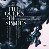 Album artwork for Tchaikovsky: Queen of Spades