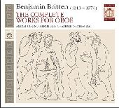Album artwork for Britten: The Complete Works for Oboe