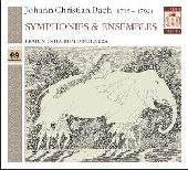 Album artwork for J.C. Bach: Symphonies & Ensembles