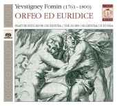 Album artwork for Fomin: Orfeo ed Euridice