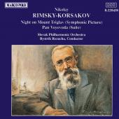 Album artwork for Rimsky-Korsakov: Night on Mount Triglav