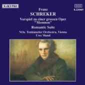 Album artwork for Schrecker: Romantic Suite, Vorspiel from 'Memnon'