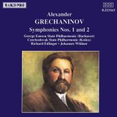 Album artwork for Grechaninov: Symphonies 1 & 2