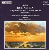 Album artwork for Rubinstein: Symphony #4