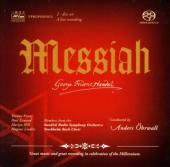 Album artwork for MESSIAH (AD